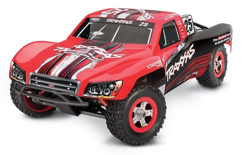 Traxxas 1:16 Slash 4x4 Ready To Run Brushed Mark Jenkins