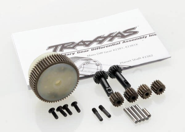 Differential Planetary Gear Set Steel
