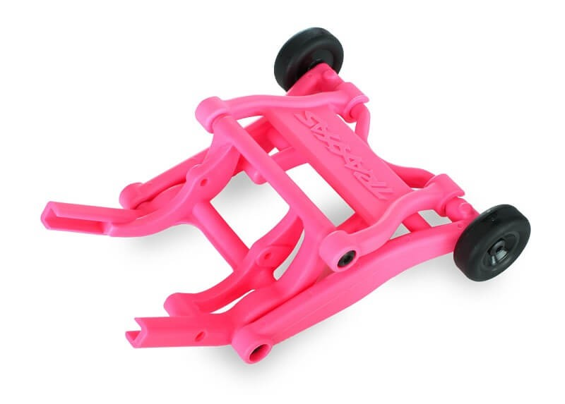 Pink Wheelie Bar Assembly