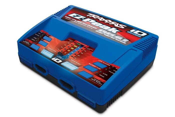 Traxxas EZ-Peak Dual 8 Amp Quick Charger 2972