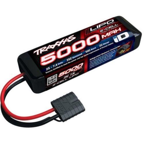 Traxxas 5000mAh 2-cell 7.4V LiPo Battery 2842X