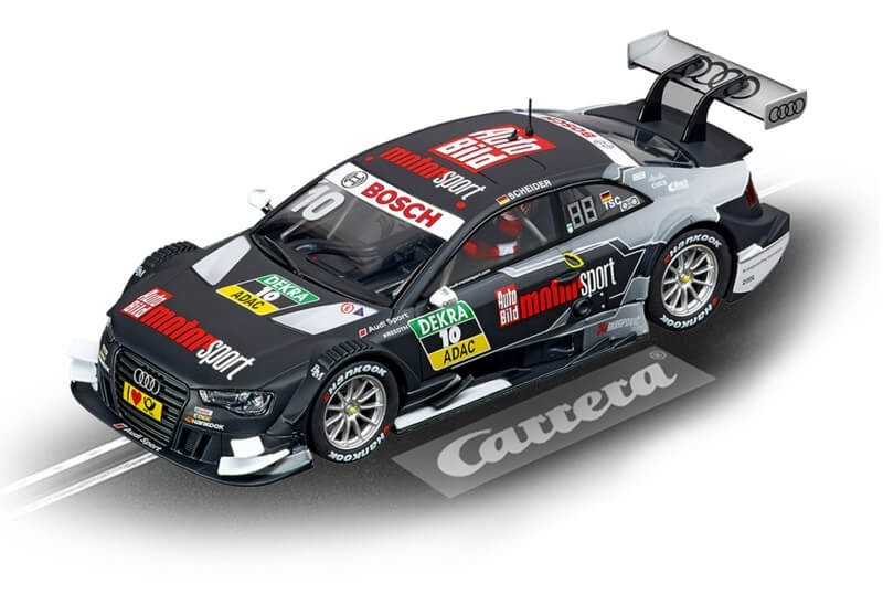 1/32 Audi RS 5 DTM T. Scheider No.10 Evolution Slot Car