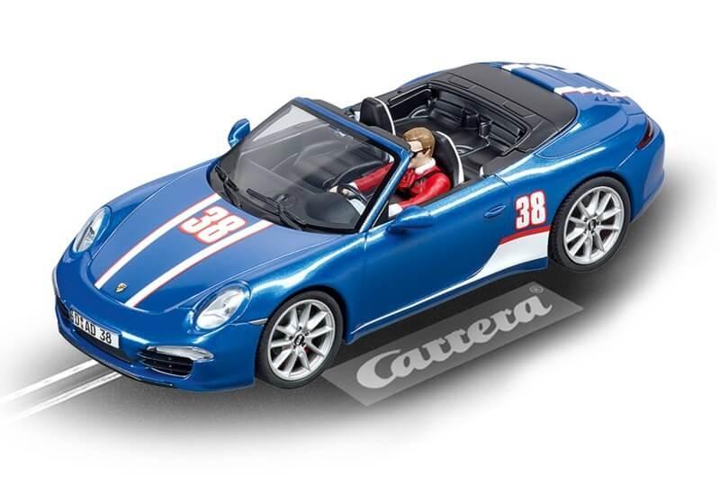 1/32 Porsche 911 Carrera S Cabriolet Evolution Slot Car