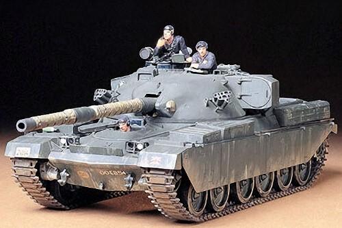 Tamiya 1/35 British Chieftain Tank Plastic Model Kit