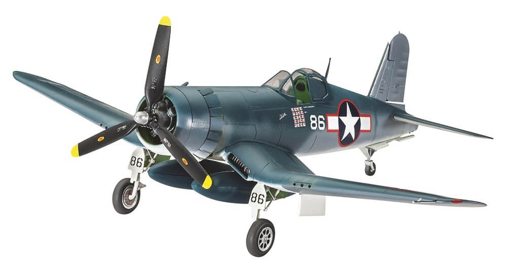Revell Germany 1:72 Scale F4U-1A Corsair Plastic Model Kit