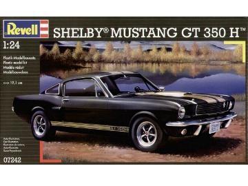Revell Germany 1/24 Shelby Mustang GT 350 H Plastic Model Kit