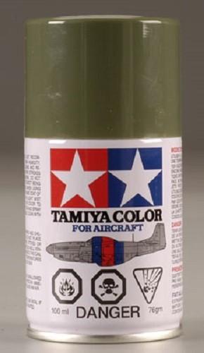 Aircraft Spray AS-14 Olive Green USAF