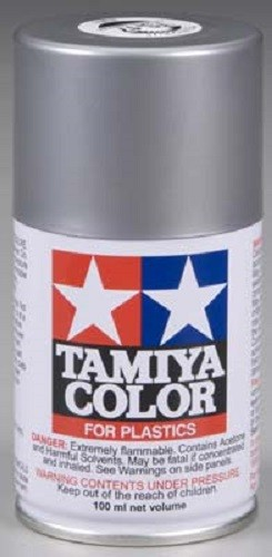 TS-17 Aluminum Silver 3 oz Spray Lacquer Paint