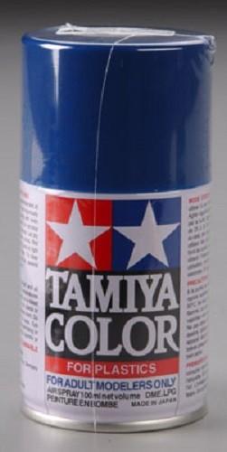 TS-15 Blue 3 oz Spray Lacquer Paint