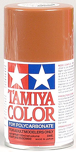 Tamiya PS-14 Copper Poly-carbonate Spray Paint