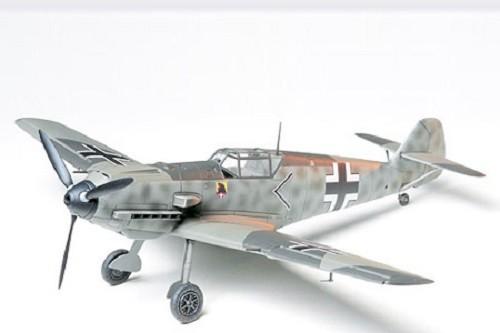 1:48 Messerschmitt Bf109E3 Plastic Model Kit
