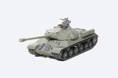 1:35 Russian JS3 Stalin Tank Plastic Model Kit