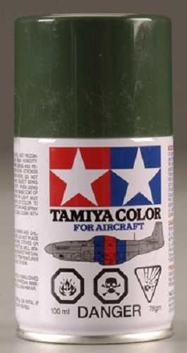Aircraft Spray AS-17 Dark Green IJA