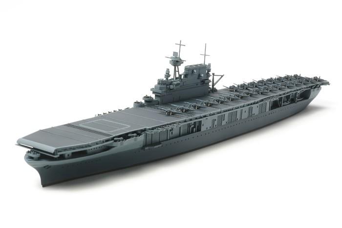 Tamiya 1/700 US Aircraft Carrier Yorktown CV-5 Plastic Model Kit