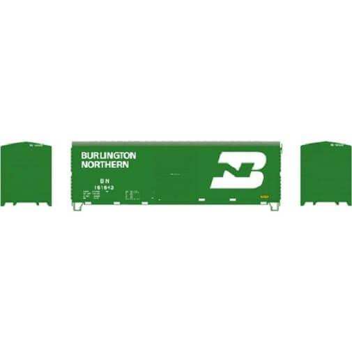 HO RTR 40' Modern Box BN #161643