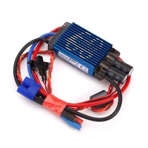 E-Flite 60-Amp Pro Switch-Mode Brushless ESC V2