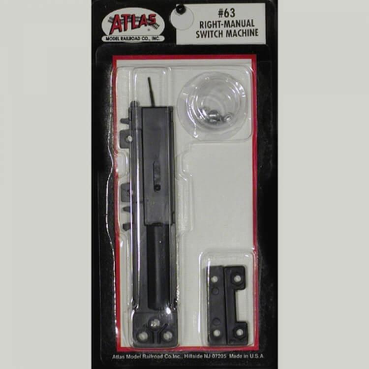 Atlas HO Code 100 Manual Right Hand Switch Machine