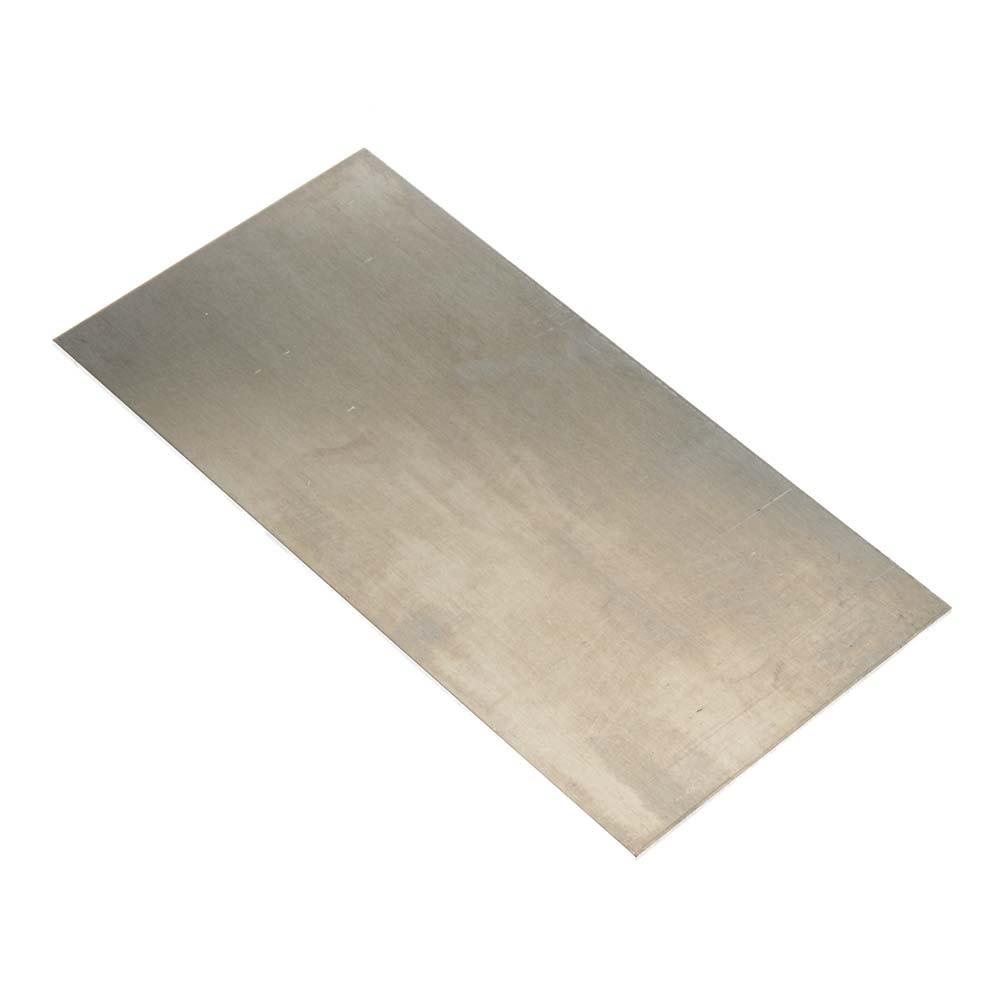 Aluminum Sheet .125 x 6 x 12''