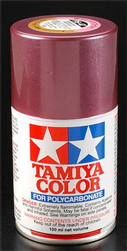 Tamiya PS-47 Pink/Gold Poly-carbonate Spray Paint