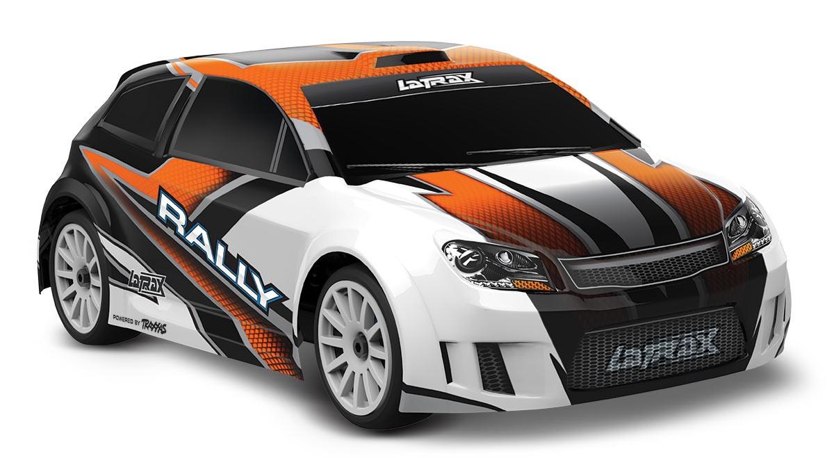 Traxxas LaTrax Rally 1/18 RTR Car Orange