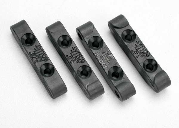 Traxxas Jato Rear Suspension Pin Mounts (4)
