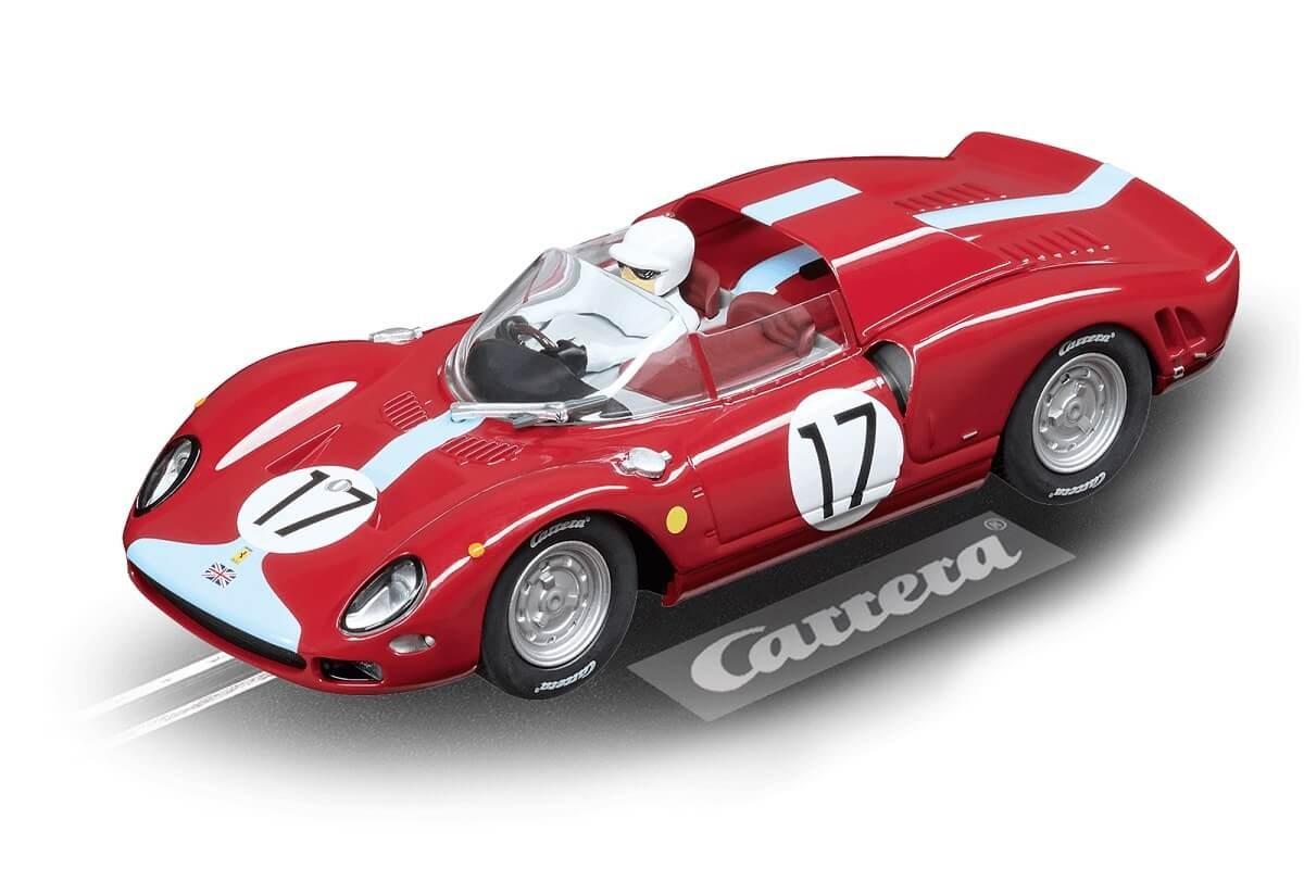 Carrera 1/32 Digital Ferrari 365 P2 Maranello #17 Slot Car