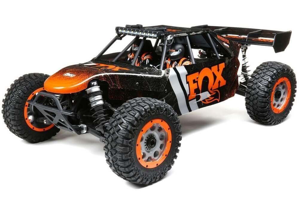 Losi DBXL-E 2.0 1/5 4wd RTR Desert Buggy Fox Body