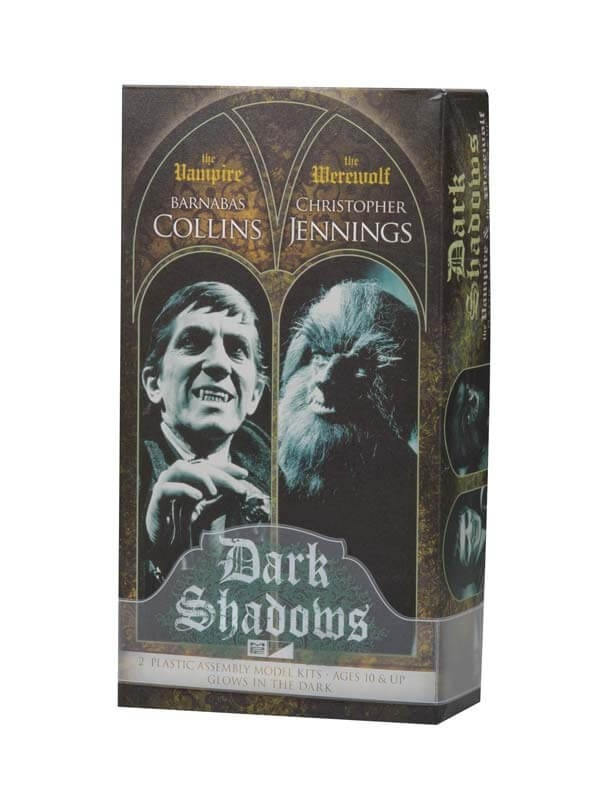 MPC 1/25 Dark Shadows Special Edition Two Pack Plastic Model Kit