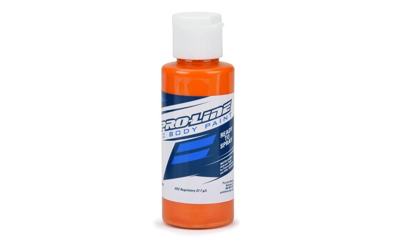 Pro-Line RC Body Paint Pearl Orange 2oz