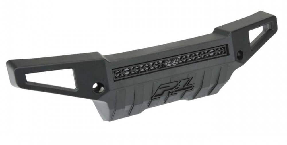 "Pro-Line PRO-Armor Front Bumper w/4"" LED Light Bar Mount X-Maxx"