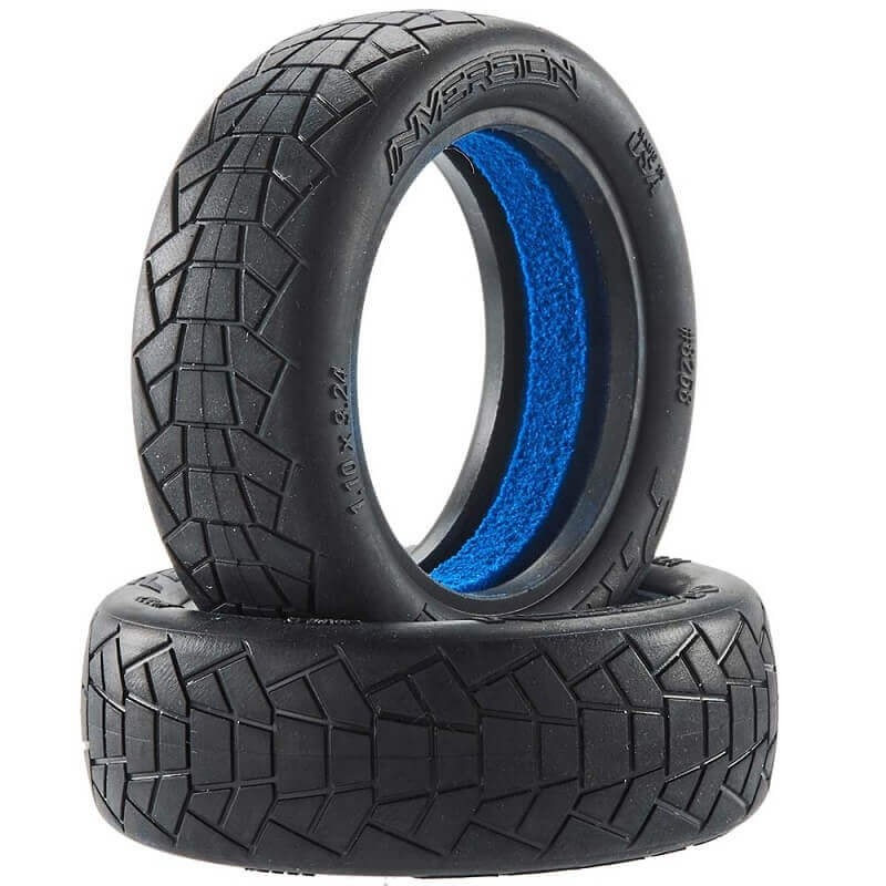 """Pro-Line Inversion 2.2"""" 2WD Indoor Buggy Front Tires"""