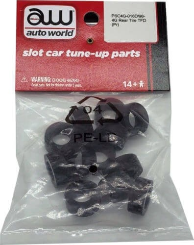 Auto World 4Gear Tuneup Parts TFD Rear Tires (12)