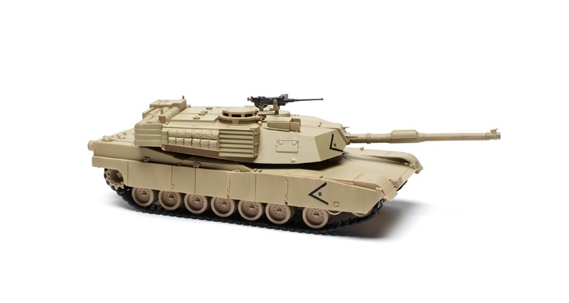 Revell 1/35 Abrams M1A1 Tank Plastic Model Kit