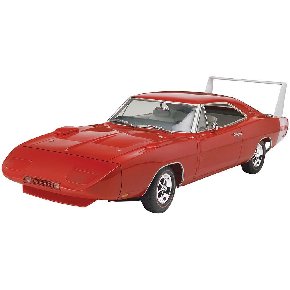 Revell 1/25 1969 Dodge Charger Daytona 2 n 1 Plastic Model Kit