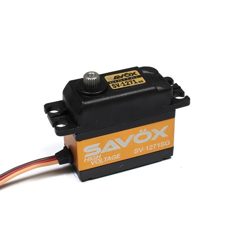 High Voltage Coreless Digital Servo .08/347.2 @ 7.4V
