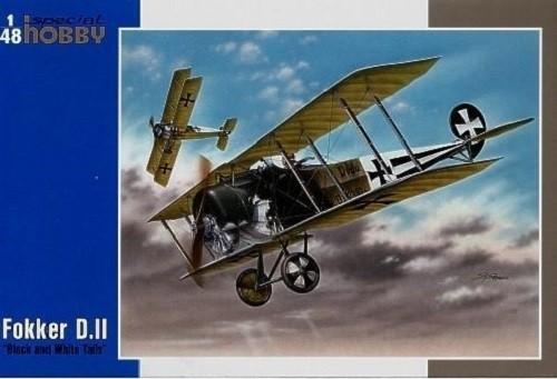 Special Hobby 1/32 Fokker D II Black & White Plastic Model Kit