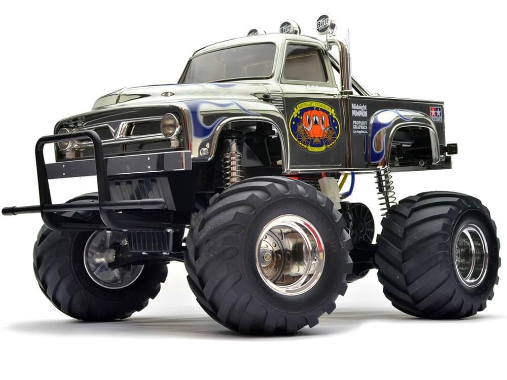 Tamiya Midnight Pumpkin 1/12 Scale Metallic Truck Kit