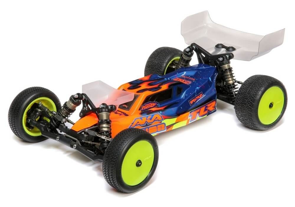 Team Losi Racing 22 5.0 1/10 2wd Buggy DC Race Kit