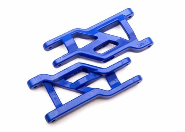 Traxxas Heavy Duty Front Suspension Arms Blue 3631A