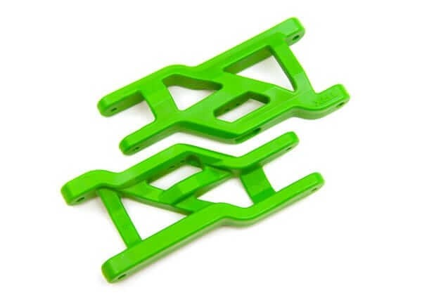 Traxxas Heavy Duty Front Suspension Arms Green 3631G