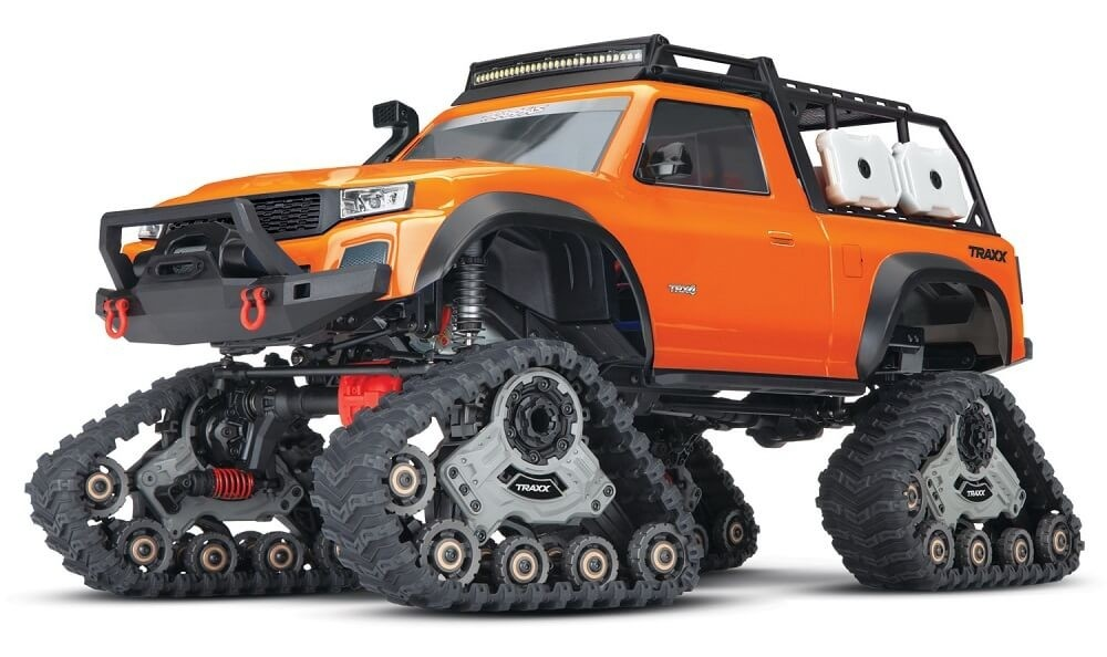 Traxxas TRX-4 Sport w/All Terrain Traxx System RTR Orange
