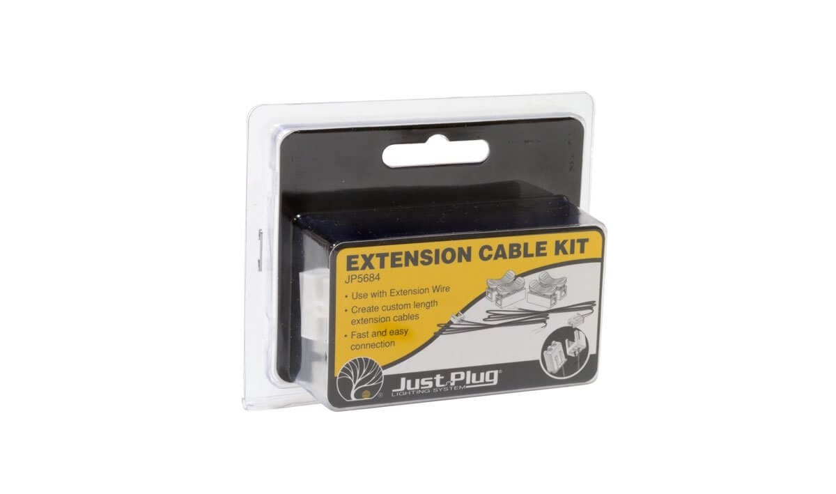 Woodland Scenics Just Plug® Extension Cable Kit