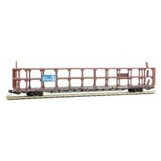 Micro Trains Line 89' Tri-Level Open Auto Rack GN #906071