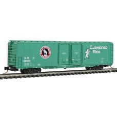 Great Northern Greenville 60' Double Plug Door Boxcar Rd #139020
