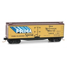 Prima Co. 40' Double-Sheathed Wood Reefer Rd #URTX 12808