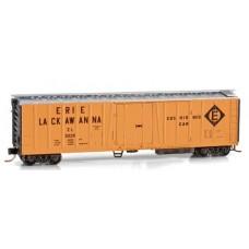 Erie Lackawanna 51' 3-3/4 Rib-Side Mechanical Reefer Rd #5029