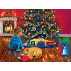 Sunsout Inc. Under the Tree 1000pc Puzzle