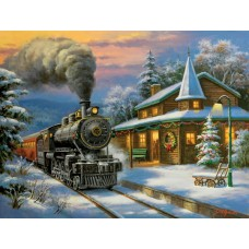 Sunsout Inc. Holiday Ltd 500pc Puzzle