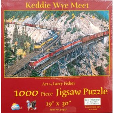 Sunsout Inc. Keddie Wye Meet 1000pc Puzzle