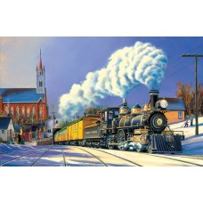 Sunsout Inc. Winter Arrival 1000pc Puzzle